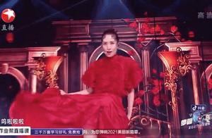 新年的第一份快乐,表情管理女王刘敏涛凭借《飒》再次出圈