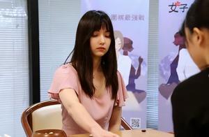 混血女孩不靠脸吃饭,成台湾段位最高女棋士:真正的美,不动声色