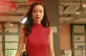 《流金岁月》开播超预期,诗诗白裙长发气质女神倪妮红裙风情万种