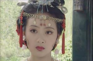 40岁李琳再扮杜冰雁,20年颜值基本未变,古装美人才是真冻龄