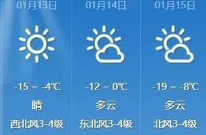 今天零上!但没两天就……| 辽婶儿聊天
