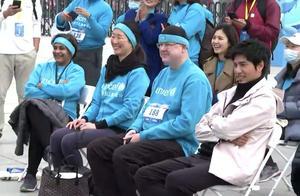 陈坤每天跑5公里,透露保持年轻秘诀,跑遍中国携手陈坤助力运动