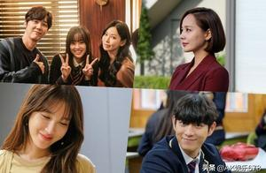 韩国热播剧《顶楼》即将收官 剧组发布新的幕后花絮照片