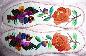 70款令人惊艳的手工鞋垫,这才是指尖上的艺术!(附图样)