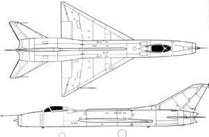 Сухой Т-3/Т-5/Т-49系列实验型截击(歼击)机(下)