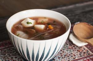 日式料理做法:日式味噌汤