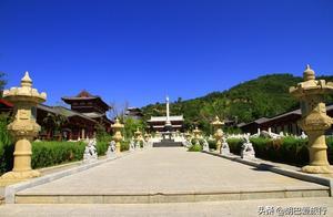 陕西麟游县曾经有个九成宫 隋唐多位皇帝在此避暑 如今仅剩遗址