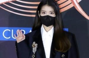 IU李知恩凭借《Blueming》获第35届金蝶奖音源类大奖