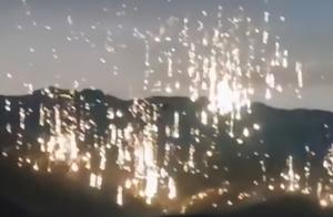 白磷弹在纳卡上空爆炸!挑战俄罗斯底线,阿塞拜疆:不是我干的