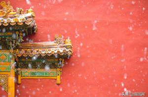 故宫雪景摄影 | 雪中的故宫,仅一角,也能美醉世人