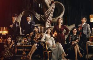 《顶楼》首播,《三十而已》太太圈升级版,辛辣讽刺韩国上流社会