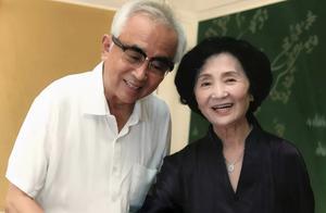 播音界泰斗关山因病去世,享年86岁,与妻子相伴59年恩爱如初