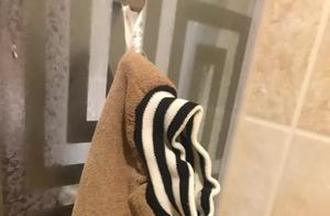朋友家的搓澡巾和燕小六长得一模一样