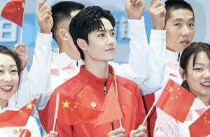 王一博担任冰雪运动推广大使,登上CCTV5,获奖感言别具一格