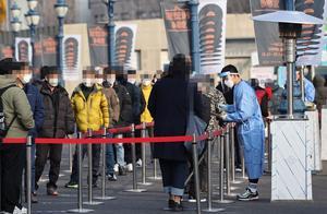韩国出现新冠变种病毒确定3人中镖!自英国境外移入