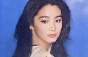 林青霞晒旧照,从青葱岁月的美好走向成熟优雅,不愧是气质女神