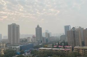 """西安出现今冬首次重污染天气,预计""""霾伏""""将持续到→"""