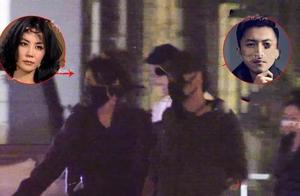 王菲谢霆锋牵手再现名场面,他们的爱情在谢霆锋14岁时就已注定