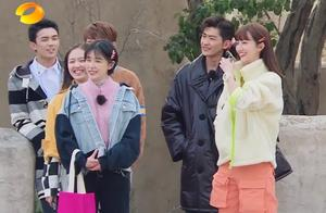 刘涛让管家列队欢迎赖冠霖,有谁注意陈翔说了什么?好讽刺