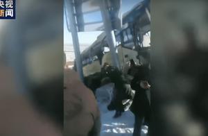 黑龙江佳木斯汤原县境内 客车侧滑致1死5伤