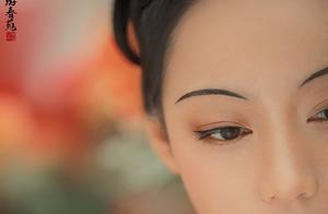 """别再追求韩式""""一字眉""""了,中国的""""古典眉形""""才是真的美"""