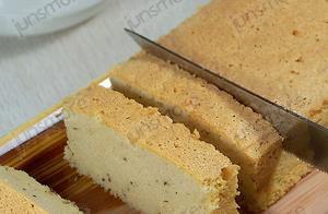 奶茶蛋糕的做法 脂肪打折美味不打折