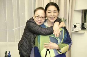 宋丹丹倪萍上演世纪大和解,20年不见面,竟只因为一句玩笑话