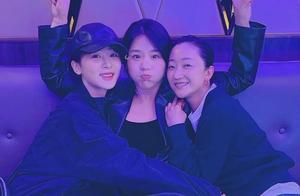 马思纯晒33岁庆生照,和杨紫亲密拥抱,感谢彼此最难时候的陪伴