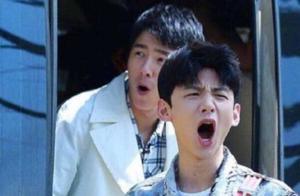 刘昊然真该学学表情管理,杨幂就做得很好,笑与不笑完全是两个人