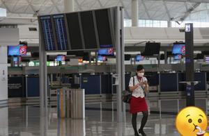 被裁的香港空姐:以前公司有事就叫大家共度时艰 现在却离弃员工