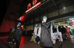 天虽寒,人心暖!来看浦东医院解除闭环管理前后的感人瞬间