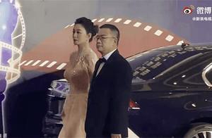 华鼎奖红毯:李小冉身材太惹火,高伟光胖成沈腾,温碧霞变化太大