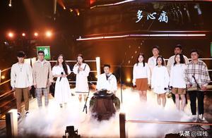 《2020中国好声音》迎来九强诞生夜 傅欣瑶高睿上演生死决战
