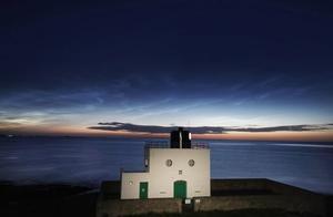 地球出现3个不祥之兆:南极绿雪,阿尔卑斯红雪,极地夜光云
