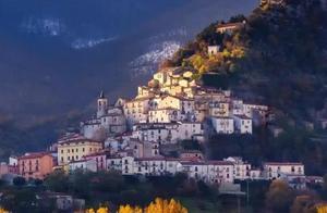 意大利一村庄发钱招揽新移民,每人每月发5500元,连续发3年