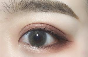 因为是你,所以满眼是星星,眼妆教程教你画出初恋妆容!