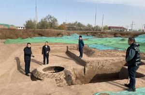 平遥古城考古挖掘重大进展:两千七百年古城实物印证!!
