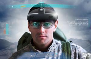 首批采购12万台,微软与美军签订219亿美元军用AR头显合同
