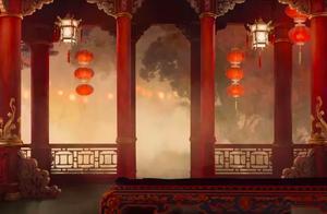 这些中国风的动画手稿,比大鱼海棠还要美