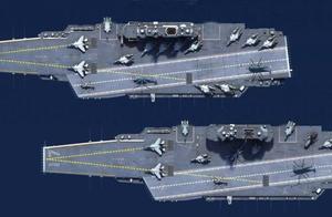 双航母来了,辽宁舰山东舰同时出海,两艘能打赢一艘尼米兹吗?