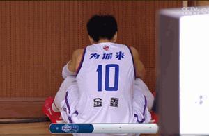 CBA惊现JR式失误,天津输在了最后时刻,6人上双依旧败北