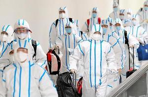 中国体操队穿防护服抵达日本!却遭日本网友嘲讽:不想来就别来