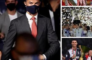 实至名归!C罗当选世纪最佳球员,总裁领奖后留下未来重要寄语
