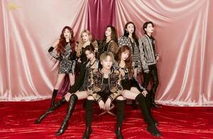 THE9新歌舞台跨年首秀,女团专辑比拼THE9垫底,最高竟是