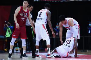 广东队官微赛后质疑王骁辉动作过大,首钢两球员回怼:说点积极的