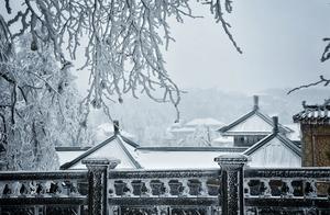 今日大雪:白首天涯,雪落归家