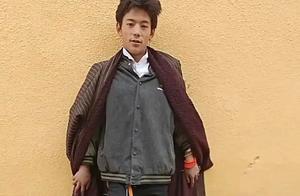 最帅藏族小伙丁真,签约国企月薪3000!靠美貌变网红能走多远