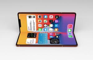 苹果加速测试折叠屏iPhone 起步价超万元