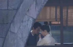 远看刘亦菲和陈晓桥洞下正热恋中…原来是#刘亦菲陈晓牵手路透#
