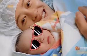 应采儿二胎剖腹产全过程,陈小春感叹不容易,妈妈真的好伟大